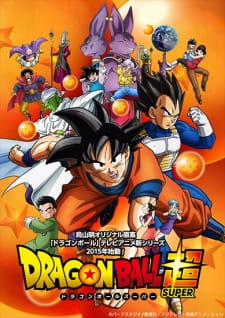 Dragon Ball Super (Dub) (2015)