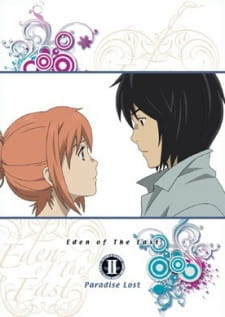 Eden of The East the Movie II: Paradise Lost (Dub) (2010)