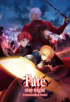 Fate/stay night [Unlimited Blade Works] (Dub) (2014)
