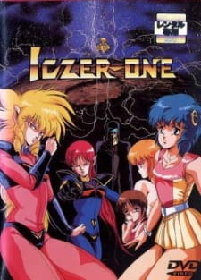 Fight!! Iczer-1 (Dub) (1985)