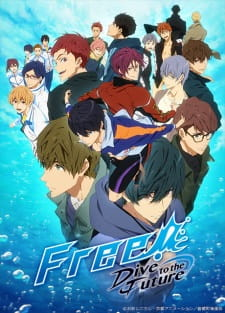 Free!: Dive to the Future (Dub) (2018)