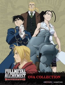 Fullmetal Alchemist: Brotherhood OVA Collection (Dub) (2009)