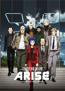 Ghost in the Shell: Arise – Border 1: Ghost Pain (Dub) (2013)