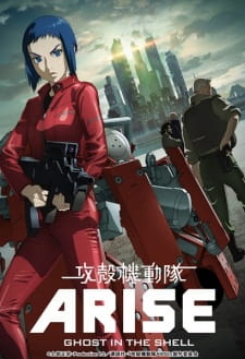 Ghost in the Shell: Arise – Border 2: Ghost Whispers (Dub) (2013)