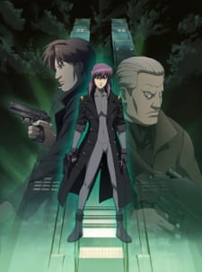 Ghost in the Shell: Stand Alone Complex – Solid State Society (Dub) (2006)