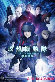 Ghost in the Shell: The New Movie (Dub) (2015)