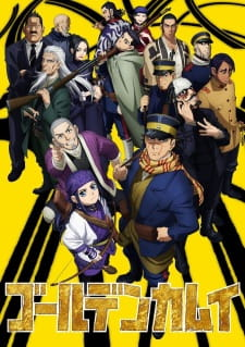 Golden Kamuy 2nd Season (Dub) (2018)