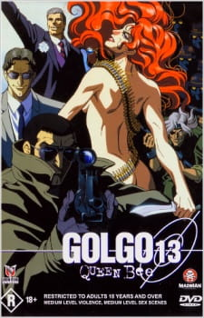 Golgo 13: Queen Bee (Dub) (1998)