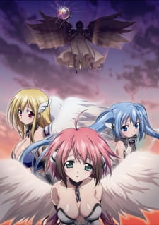 Heaven's Lost Property the Movie: The Angeloid of Clockwork (Dub) (2011)