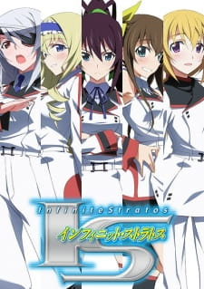 Infinite Stratos (Dub) (2011)