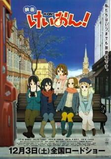 K-ON! The Movie (Dub) (2011)