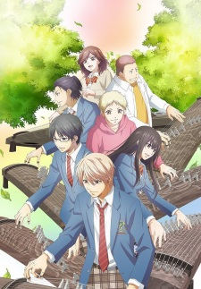 Kono Oto Tomare!: Sounds of Life Season 2 (Dub) (2019)