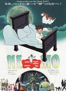 Little Nemo: Adventures in Slumberland (Dub) (1989)