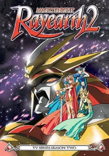 Magic Knight Rayearth II (Dub) (1995)
