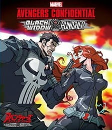 Marvel Avengers Confidential: Black Widow & Punisher (Dub) (2014)