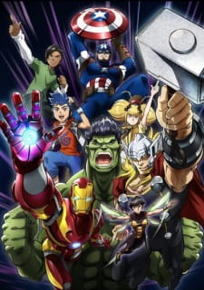Marvel Future Avengers 2nd Season (Dub) (2018)