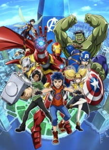 Marvel Future Avengers (Dub) (2017)
