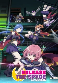 Release the Spyce (Dub) (2018)