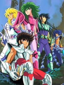 Saint Seiya: Knights of the Zodiac (Dub) (1986)