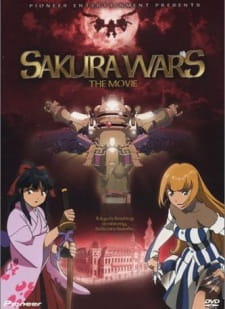 Sakura Wars: The Movie (Dub) (2001)