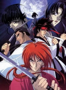 Samurai X: The Motion Picture (Dub) (1997)