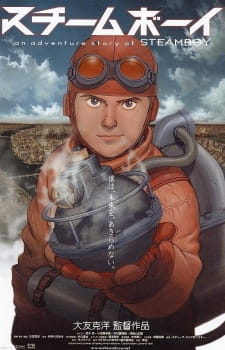 Steamboy (Dub) (2004)