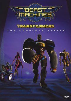 Transformers Beast: Machines (Dub) (1999)