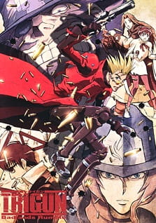 Trigun – Badlands Rumble (Dub) (2010)