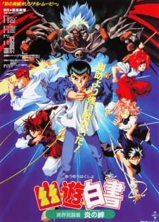 Yu Yu Hakusho the Movie: Poltergeist Report (Dub) (1994)