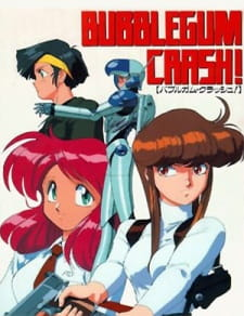 Bubblegum Crash OVA (Dub)