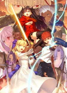 Fate/stay night: Unlimited Blade Works 2nd Season – Sunny Day (Dub)