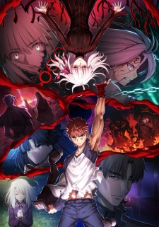 Fate/stay night Movie: Heaven's Feel – III. Spring Song (CAMRIP)