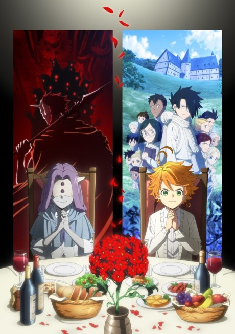 Yakusoku no Neverland 2nd Season (Dub)