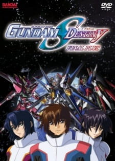 Mobile Suit Gundam SEED Destiny Final Plus: The Chosen Future (Dub)