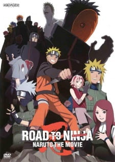Naruto: Shippuuden Movie 6 – Road to Ninja (Dub)