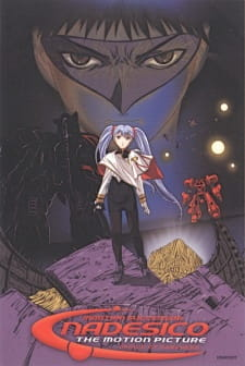 Kidou Senkan Nadesico: The Prince of Darkness (Dub)